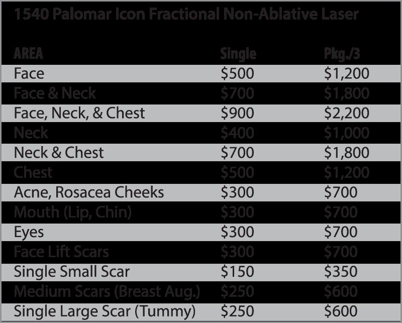 1540 laser prices